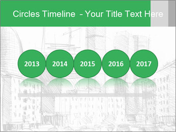City Sketch PowerPoint Templates - Slide 29