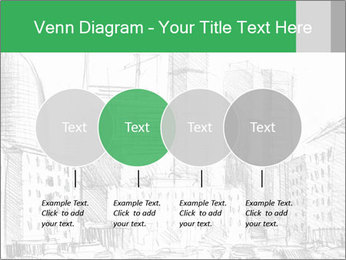 City Sketch PowerPoint Template - Slide 32