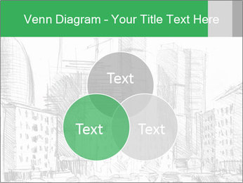City Sketch PowerPoint Template - Slide 33