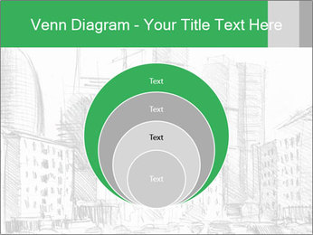 City Sketch PowerPoint Template - Slide 34