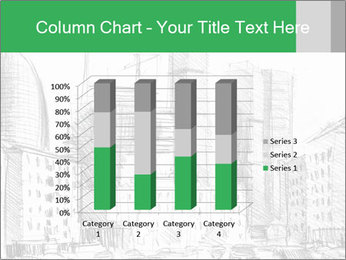 City Sketch PowerPoint Template - Slide 50
