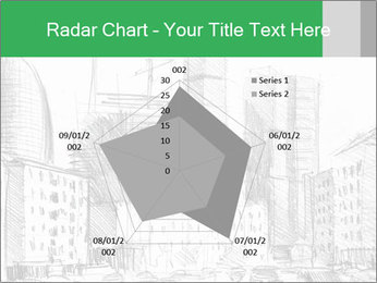 City Sketch PowerPoint Templates - Slide 51