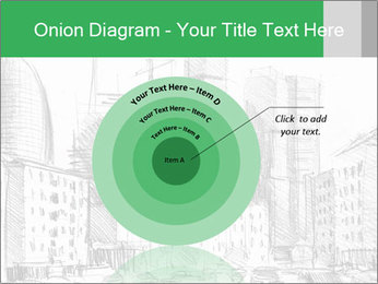 City Sketch PowerPoint Template - Slide 61