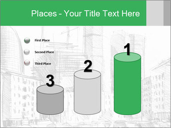 City Sketch PowerPoint Template - Slide 65