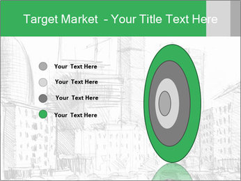 City Sketch PowerPoint Templates - Slide 84