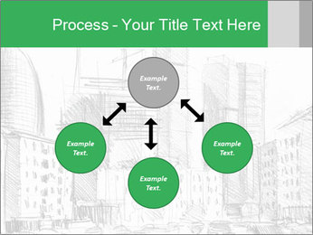 City Sketch PowerPoint Templates - Slide 91