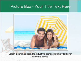 Beach And Honeymoon PowerPoint Template - Slide 15