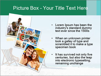 Beach And Honeymoon PowerPoint Template - Slide 17