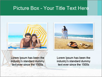 Beach And Honeymoon PowerPoint Template - Slide 18