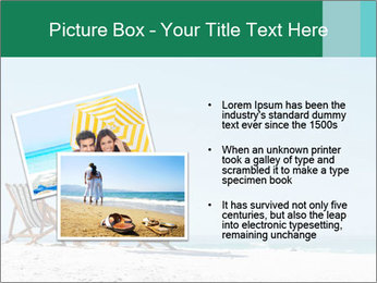 Beach And Honeymoon PowerPoint Template - Slide 20