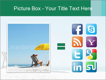 Beach And Honeymoon PowerPoint Template - Slide 21