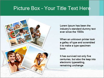 Beach And Honeymoon PowerPoint Template - Slide 23