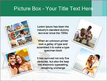 Beach And Honeymoon PowerPoint Template - Slide 24
