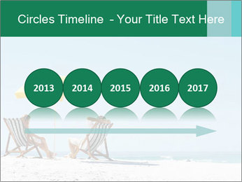 Beach And Honeymoon PowerPoint Template - Slide 29