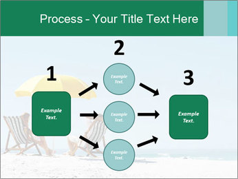 Beach And Honeymoon PowerPoint Template - Slide 92