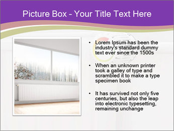 Central Heating PowerPoint Template - Slide 13