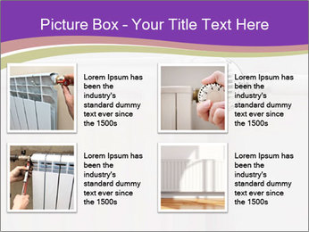 Central Heating PowerPoint Template - Slide 14