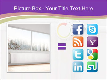 Central Heating PowerPoint Template - Slide 21