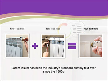Central Heating PowerPoint Template - Slide 22