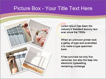 Central Heating PowerPoint Templates - Slide 23