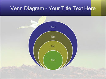 New Green Plant PowerPoint Template - Slide 34
