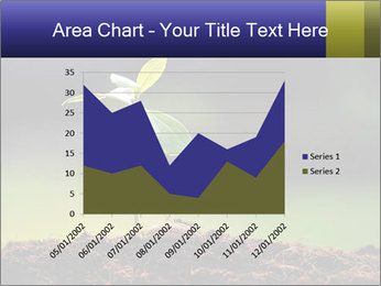 New Green Plant PowerPoint Template - Slide 53