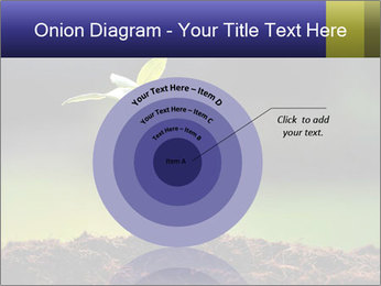 New Green Plant PowerPoint Template - Slide 61