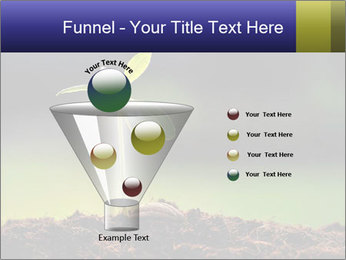 New Green Plant PowerPoint Template - Slide 63