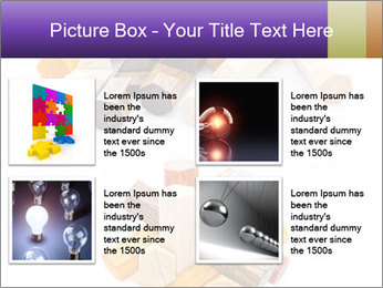 Mess And Order PowerPoint Template - Slide 14
