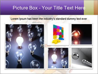 Mess And Order PowerPoint Template - Slide 19