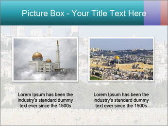View of Jerusalem PowerPoint Template - Slide 18