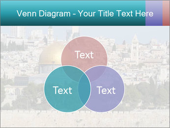 View of Jerusalem PowerPoint Template - Slide 33