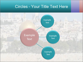 View of Jerusalem PowerPoint Template - Slide 79