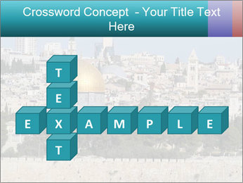 View of Jerusalem PowerPoint Template - Slide 82