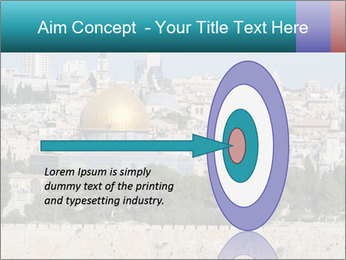 View of Jerusalem PowerPoint Template - Slide 83