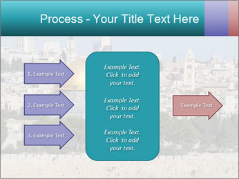 View of Jerusalem PowerPoint Template - Slide 85