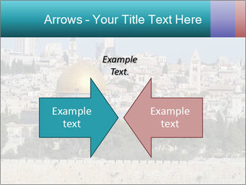 View of Jerusalem PowerPoint Template - Slide 90