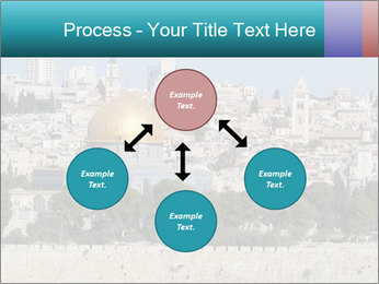 View of Jerusalem PowerPoint Template - Slide 91