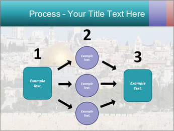 View of Jerusalem PowerPoint Template - Slide 92