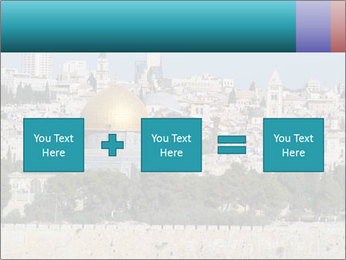 View of Jerusalem PowerPoint Template - Slide 95
