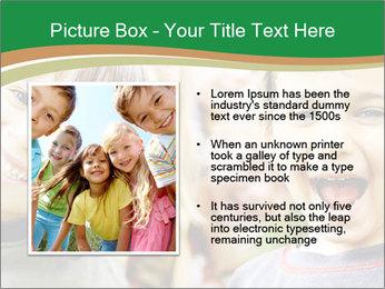 Cheerful Kids PowerPoint Template - Slide 13