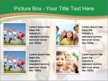 Cheerful Kids PowerPoint Template - Slide 14