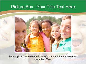 Cheerful Kids PowerPoint Template - Slide 16
