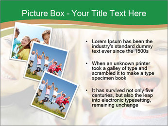 Cheerful Kids PowerPoint Template - Slide 17