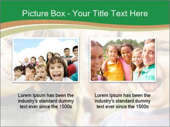 Cheerful Kids PowerPoint Template - Slide 18