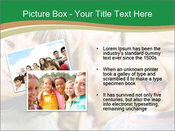 Cheerful Kids PowerPoint Template - Slide 20