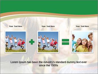 Cheerful Kids PowerPoint Template - Slide 22
