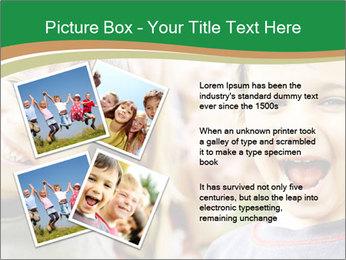 Cheerful Kids PowerPoint Template - Slide 23