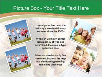 Cheerful Kids PowerPoint Template - Slide 24