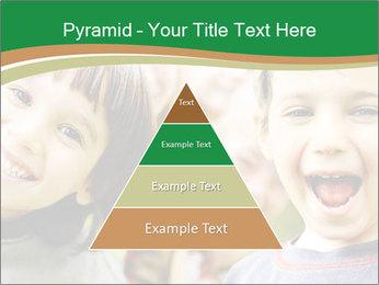 Cheerful Kids PowerPoint Template - Slide 30